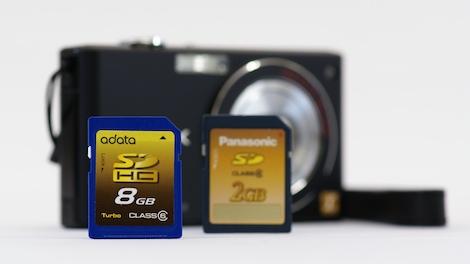 8GB SDHC
